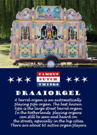 Famous Dutch Things - Draaiorgel