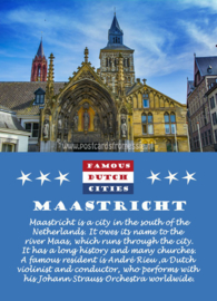 Famous Dutch Cities - Maastricht