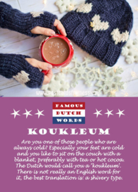 Famous Dutch Words - Koukleum