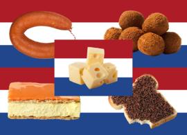 Kaartenset Nederland van dichtbij