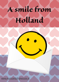 A smile from Holland