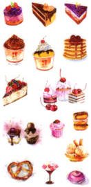 Cake stickers 4
