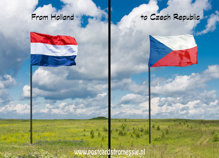 From Holland to Czech Republic