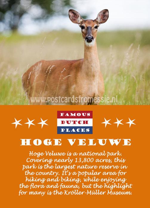 Famous Dutch Places - Hoge Veluwe