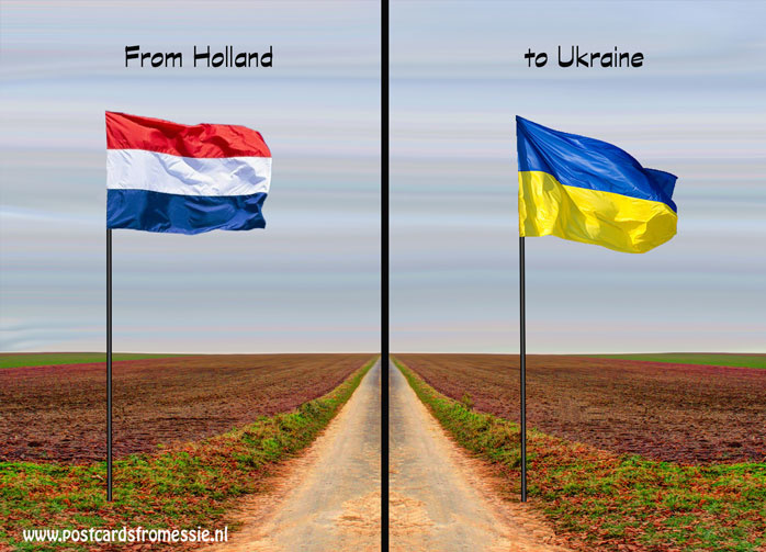 From Holland to Ukraine