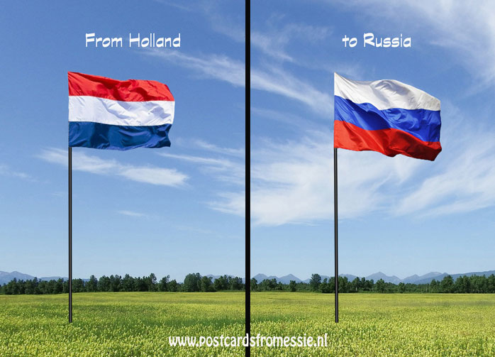 From Holland to Russia