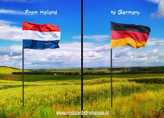 From Holland to Germany