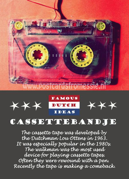 Famous Dutch Ideas - Cassettebandje