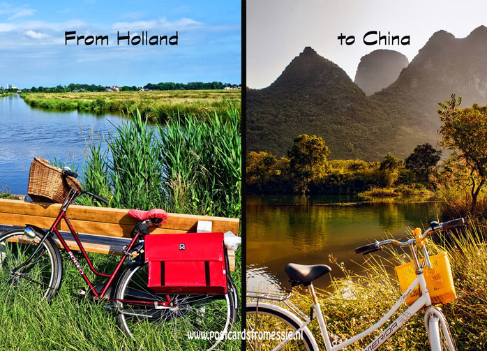 From Holland to China