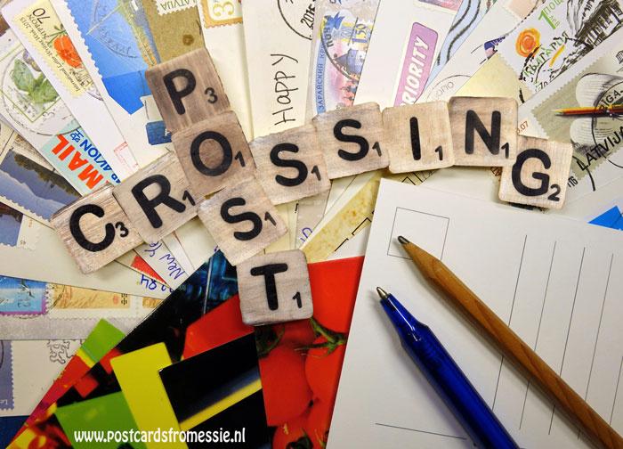 Ansichtkaart voor Postcrossing