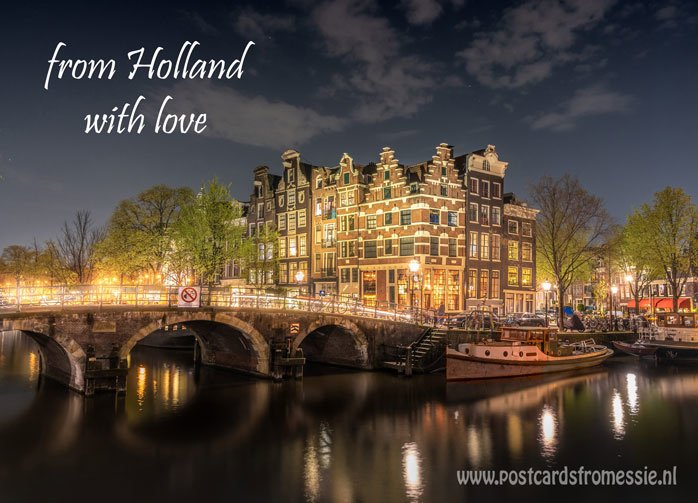 From Holland with love - Amsterdam