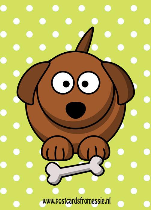 Henk de hond
