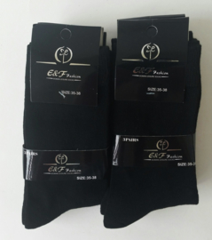 sokken maat 35/38 -39/42  0,45  per paar