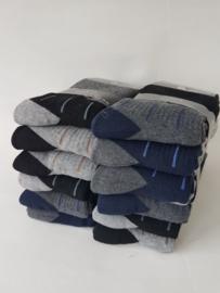 Heren 12 paar  Thermo sokken 240