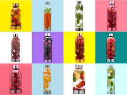 Glazen fles voor koude en warme dranken. Incl.  jacket en PSF logo.
