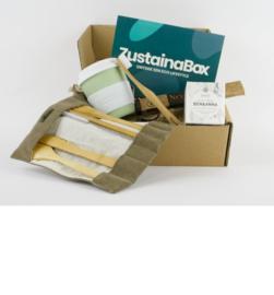 ZustainaBox - Starterskit plastic vrije producten