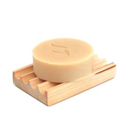 Soap saver bakje van vurenhout