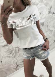 Prachtig shirt met Vogue