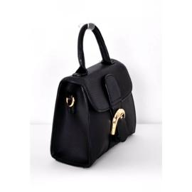 Klein, zwart damestasje