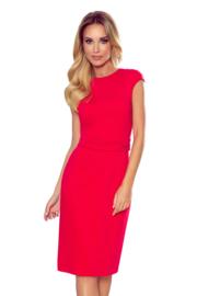 Prachtige rode jurk