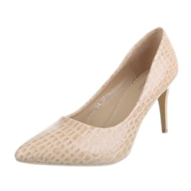 Pump met snakeprint