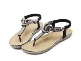 Prachtige bohemia slippers