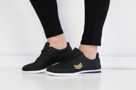 Stoere sneakers met print