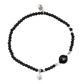 Fijne kralen armband met mooie details