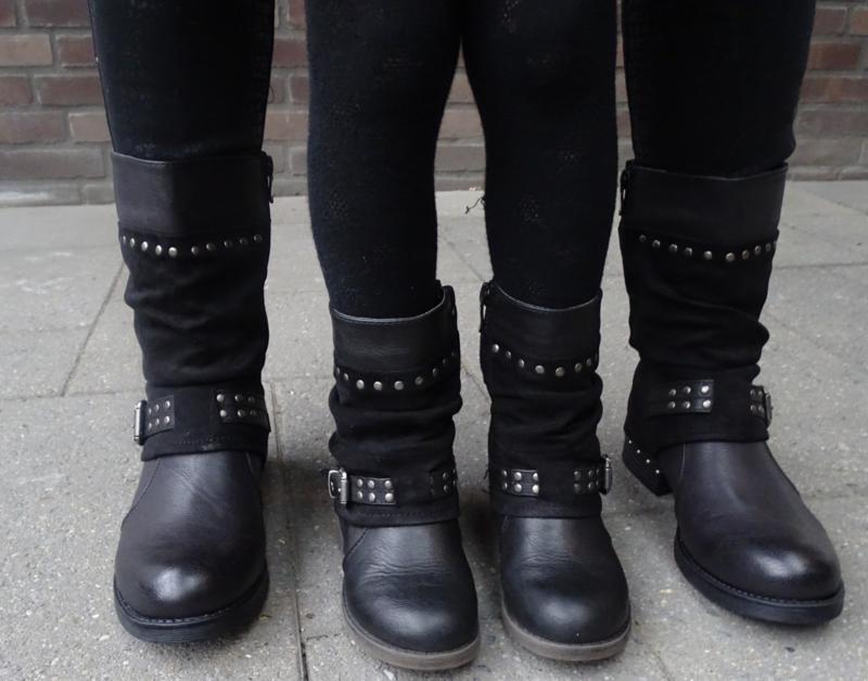 Stoere meisjes bootie | Enkellaarzen | Timeless Inspiration