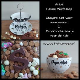 """Sinterklaas """"Familie"""" Workshop"""