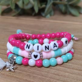 "Armbandsetje ""Nina"""