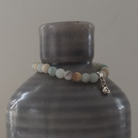 "Armband ""Happy Amazonite"""