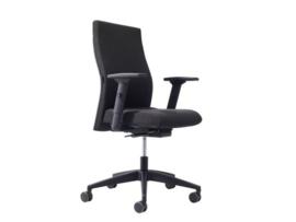 Prosedia Forty7 139RS bureaustoel zwart