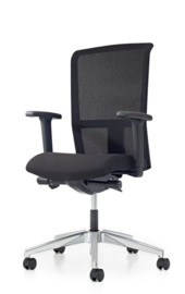 Prosedia Se7en Net bureaustoel zwart