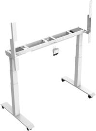 Elektrisch opklapbare zit-sta frame wit