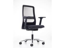 Prosedia W8RK Net 172IV bureaustoel zwart
