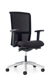Bureaustoel met lendensteun