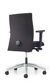 Prosedia Se7en bureaustoel zwart