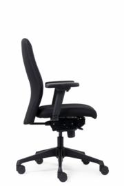 Euroseats Vigo bureaustoel zwart