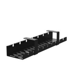 Kabelgoot zwart 50cm