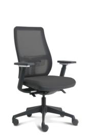 Euroseats Body bureaustoel zwart