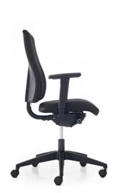 Prosedia Se7en Basic 16G2 bureaustoel zwart