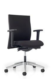 Prosedia Se7en 3464 bureaustoel zwart