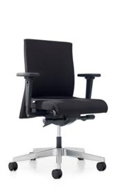 Prosedia Se7en Flex NPR bureaustoel zwart