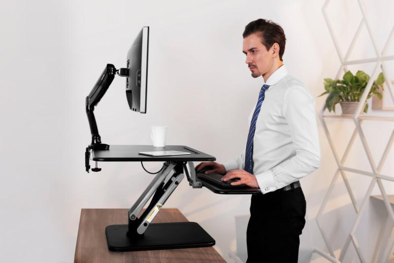 Tip voor ergonomisch thuiswerken aan de keukentafel