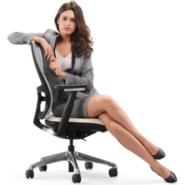 Hoe weet ik of ik mijn stoel juist heb ingesteld?