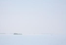 Sneeuwlandschap Groningerland