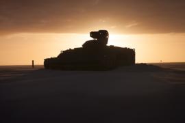 Tank Vlieland Vliehors 1