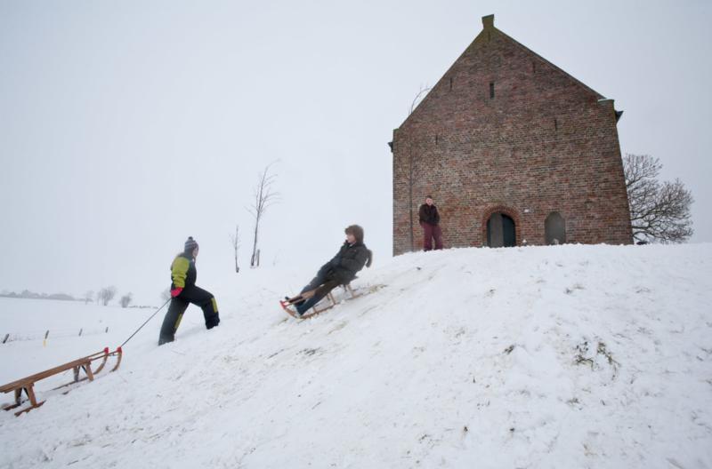 Sneeuwpret Ezinge