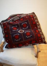 Groot Perzisch kussen Belouche 83 x 80 cm